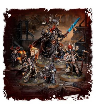 Warhammer 40,000: Chaos Space Marines Dark Apostle