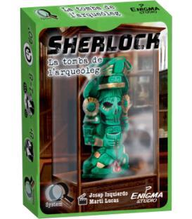 Q Serie Sherlock: La Tomba de l'Arqueòleg (Català)
