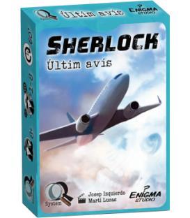Q Serie Sherlock: Ultim Avís (Català)