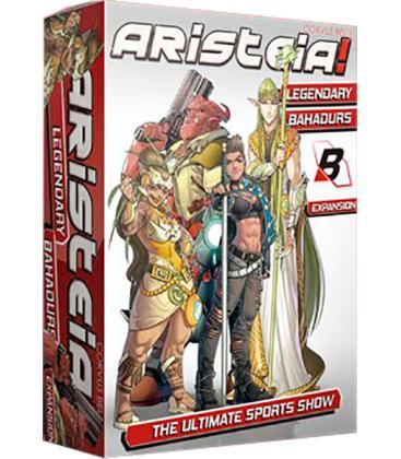 Ariesteia! Legendary Bahadurs