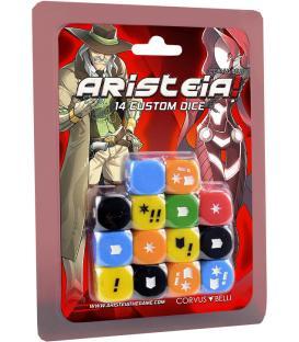 Aristeia! Pack de Dados