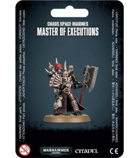 Warhammer 40,000: Chaos Space Marines (Master of Executions)