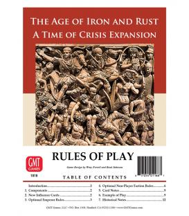 Time of Crisis: The Age of Iron and Rust (Inglés)