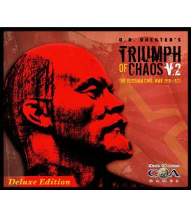 Triumph of Chaos v.2: The Russian Civil War, 1918-1921 Deluxe Edition (Inglés)