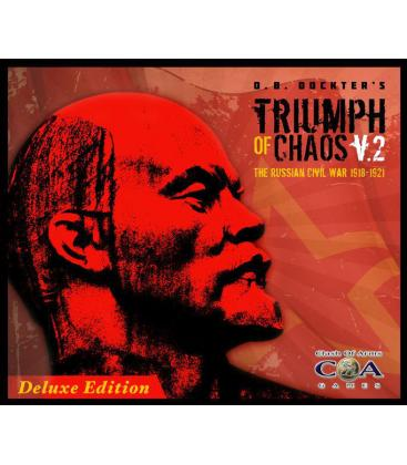 Triumph of Chaos v.2: The Russian Civil War, 1918-1921 Deluxe Edition