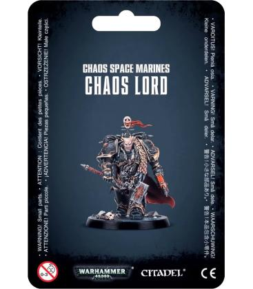 Warhammer 40,000: Chaos Space Marines (Chaos Lord)