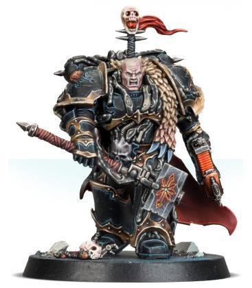 Warhammer 40,000: Chaos Space Marines (Chaos Lord)