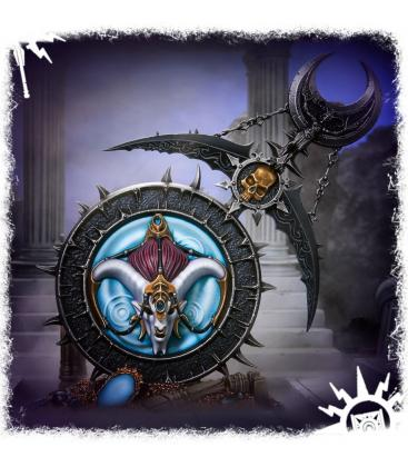 Warhammer Age of Sigmar: Hedonites of Slaanesh (Fane of Slaanesh)