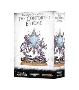 Warhammer Age of Sigmar: Daemons of Slaanesh (The Contorted Epitome)