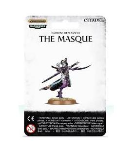 Warhammer Age of Sigmar: Daemons of Slaanesh (The Masque)