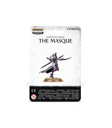 Warhammer Age of Sigmar: Daemons of Slaanesh The Masque