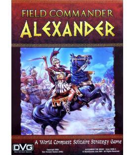 Field Commander: Alexander (Inglés)