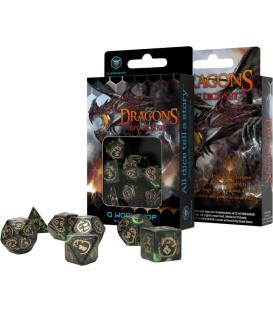Q-Workshop: Dragons (Verde/Oro)