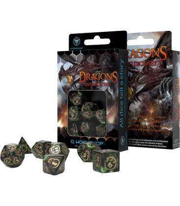 Q-Workshop: Dragons (Verde/Oro)