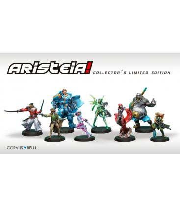 Aristeia! Collector's Limited Edition