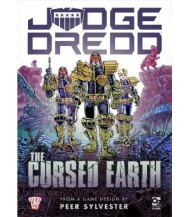 Judge Dredd: The Cursed Earth (Inglés)