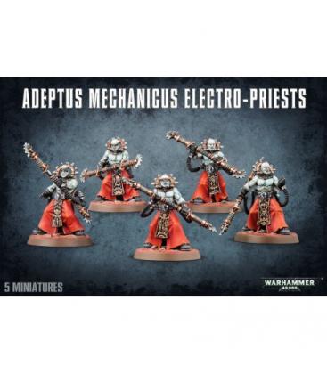 Warhammer 40,000: Adeptus Mechanicus (Electro-Priests)