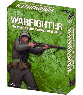 Warfighter: The WWII Pacific Combat Card Game (Inglés)