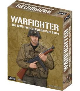 Warfighter: The WWII Tactical Combat Card Game (Inglés)