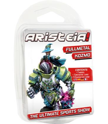 Aristeia! Fullmetal Kozmo