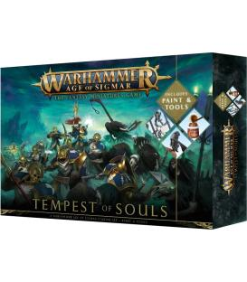 Warhammer Age of Sigmar: Tempest of Souls & Paint (Inglés)