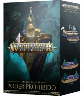 Warhammer Age of Sigmar: Guerras del Alma (Poder Prohibido)