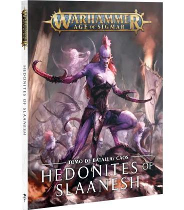 Warhammer Age of Sigmar: Hedonites of Slaanesh (Tomo de Batalla Caos)