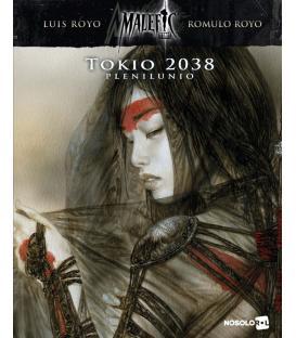 Plenilunio: Tokio 2038