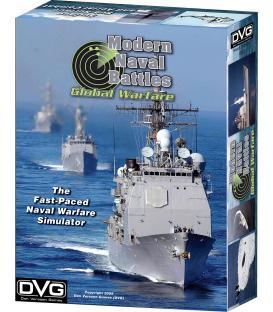Modern Naval Battles: Global Warfare (Inglés)