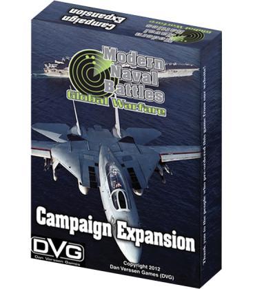 Modern Naval Battles Global Warfare: Campaign Expansion