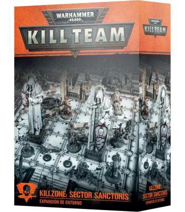 Warhammer Kill Team: Killzone Sector Sanctoris