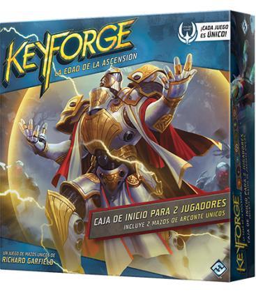 Keyforge: Caja de Inicio (Edad de la Ascensión)