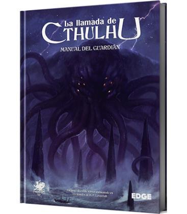 La Llamada de Cthulhu: Manual del Guardián (7ª Edición)