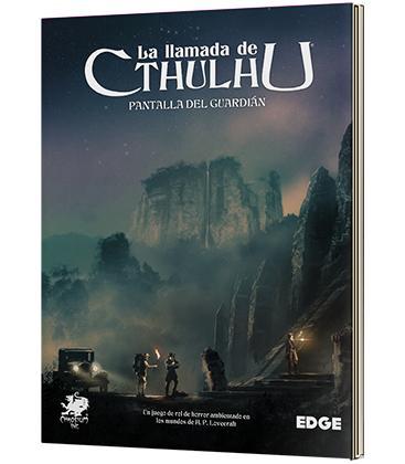 La Llamada de Cthulhu: Pantalla del Guardián (7ª Edición)