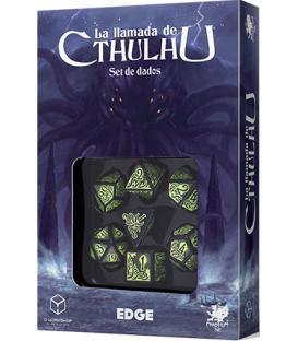 Q-Workshop: La Llamada de Cthulhu - Set de Dados (7ª Edición)