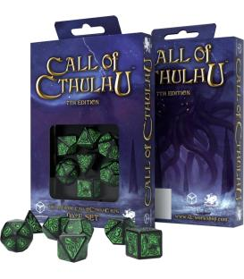 Q-Workshop: Call of Cthulhu (7th Edition)