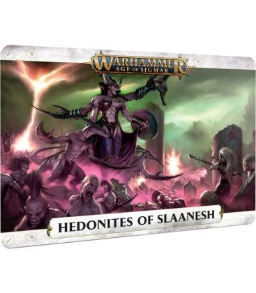 Warhammer Age of Sigmar: Hedonites of Slaanesh (Cartas de Hojas de Unidad)