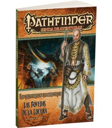 Pathfinder: La Calavera de la Serpiente 4 (Las Bóvedas de la Locura)