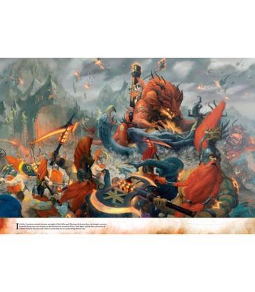 Warhammer Age of Sigmar: Fyreslayers (Order Battletome)