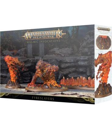 Warhammer Age of Sigmar: Fyreslayers (Magmic Invocations)