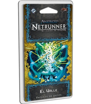 Android Netrunner: El Valle / Ciclo SanSan 1