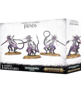 Warhammer Age of Sigmar: Daemons of Slaanesh (Fiends)