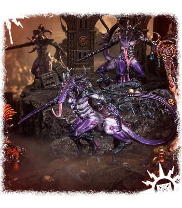 Warhammer Age of Sigmar: Daemons of Slaanesh (Fiends)
