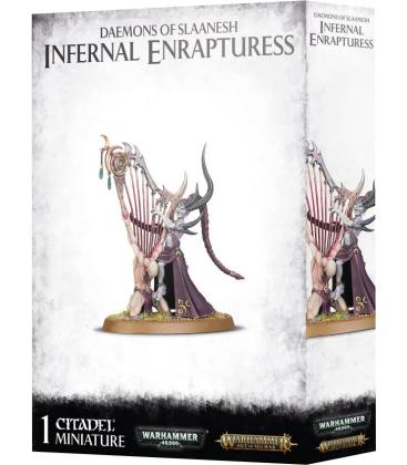 Warhammer Age of Sigmar: Daemons of Slaanesh (Infernal Enrapturess)