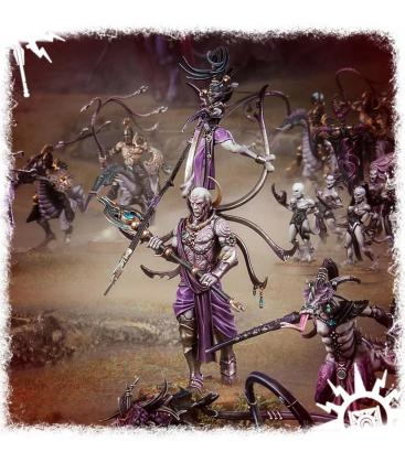 Warhammer Age of Sigmar: Daemons of Slaanesh (Syll'Esske - The Vengeful Allegiance)