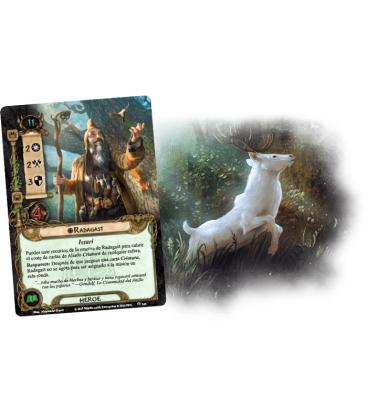 El Señor de los Anillos LCG: El Destino de las Tierras Ásperas / Ered Mithrin 6