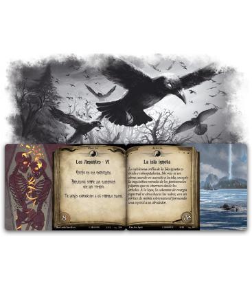 Arkham Horror LCG: Unión y Desilusión / El Círculo Roto 4