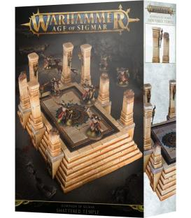 Warhammer Age of Sigmar: Dominion Shattered Temple