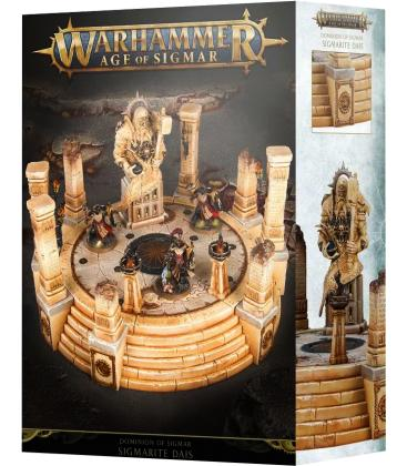 Warhammer Age of Sigmar: Dominion Sigmarite Dais
