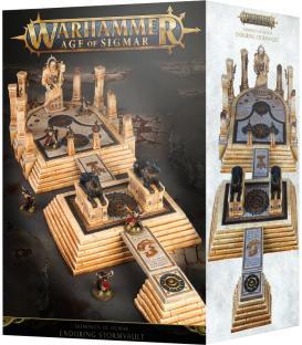 Warhammer Age of Sigmar: Dominion of Sigmar (Enduring Stormvault)